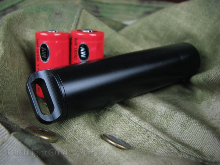 OVEREADY Extended Battery Capsule