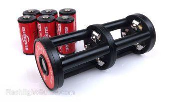SureFire M6LT-B battery carrier