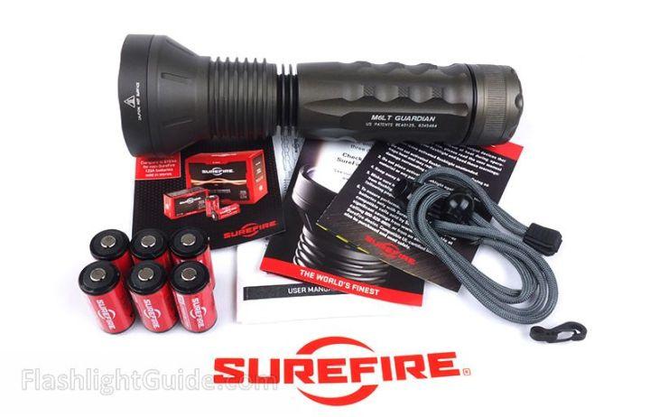 SureFire M6LT-B Guardian