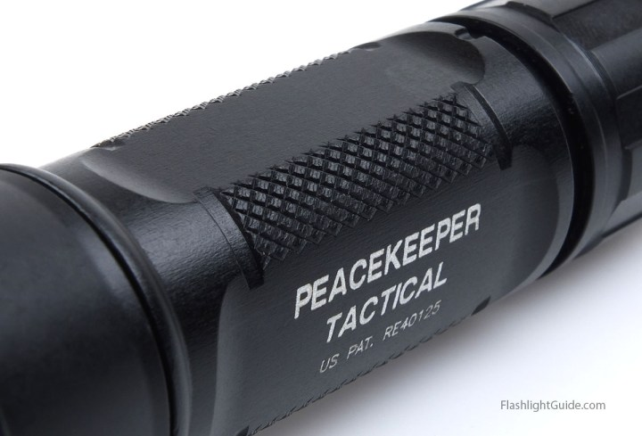 SureFire P1R Peacekeeper Tactical