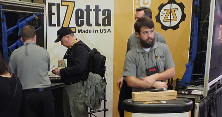Elzetta Design 2015 SHOT Show
