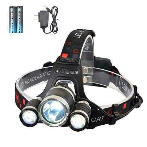 brightest headlamp
