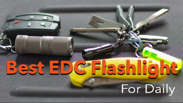 edc flashlight