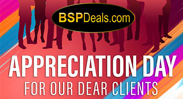 BSPDEALS Client Appreciation