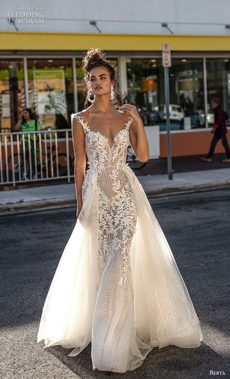 2e7b337c8a4 Wedding Ideas Inspirations Via Berta Spring 2019