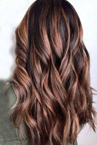Hair Color 2017/ 2018 - Highlights for Dark Brown Hair ...