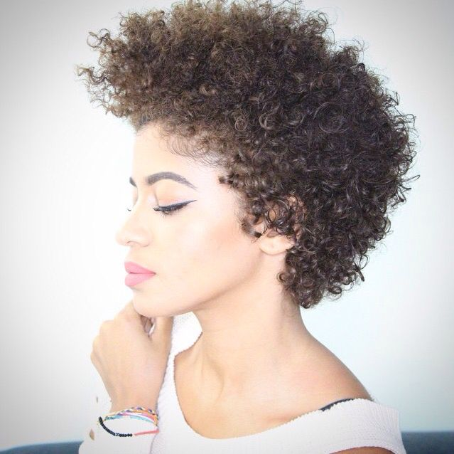 Best Hairstyles For 2017 2018 Short Natural Hair Flashmode
