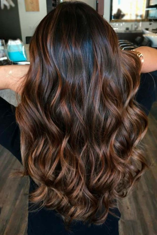30 2018 Hairstyles With Highlights Lowlights Hairstyles Ideas