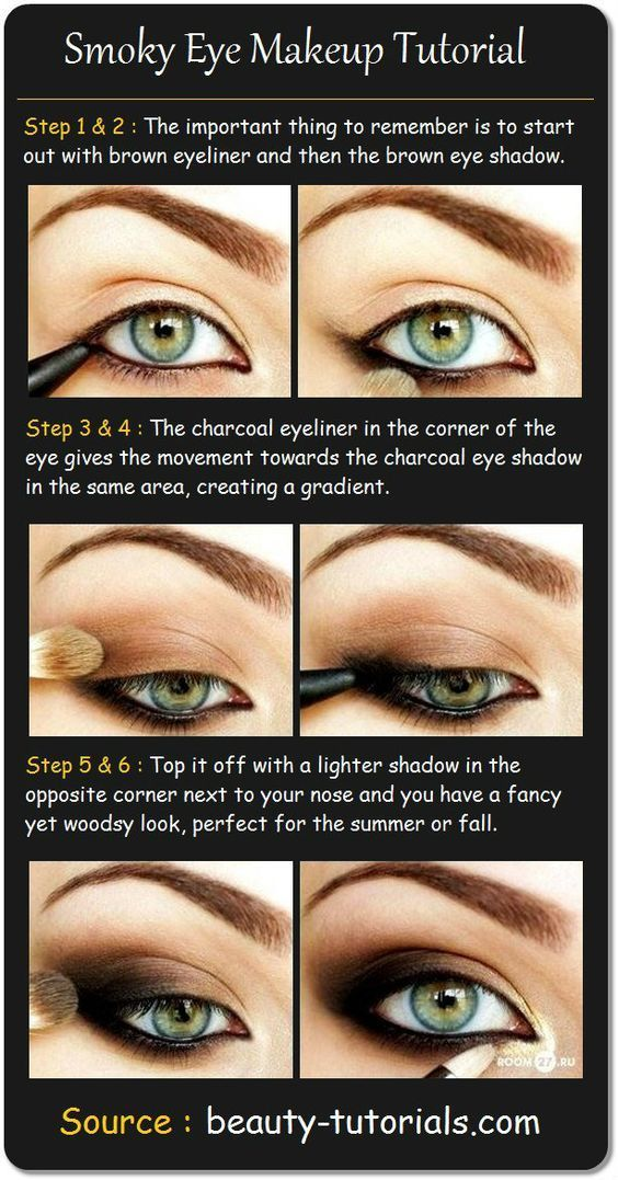 Best Ideas For Makeup Tutorials Smokey Eye Blue Eyes