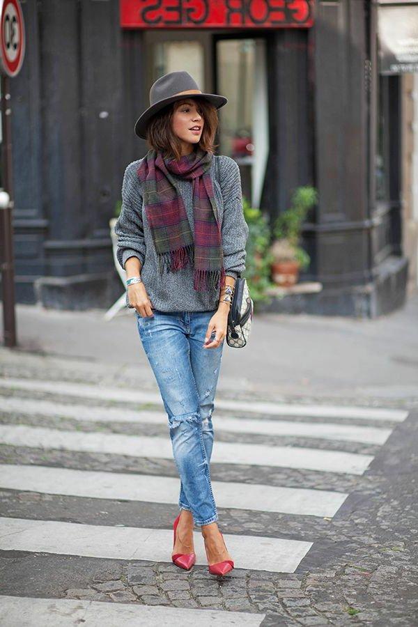 jeans-boyfriend-femme-ootd-elle-chapeau