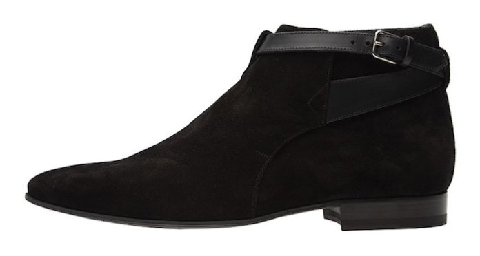bottine homme Ankle Jodhpur London 20 Yves Saint Laurent luxe
