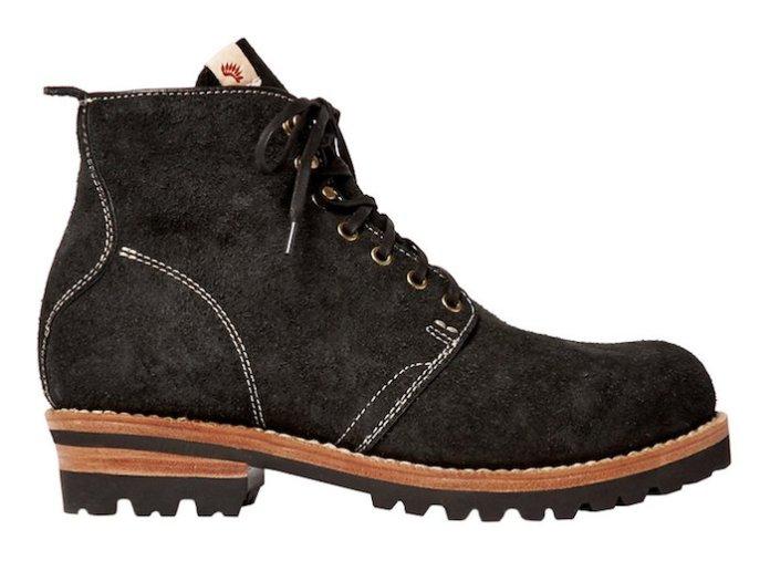 Les Work Boots Zermatt Visvim eram chaussures