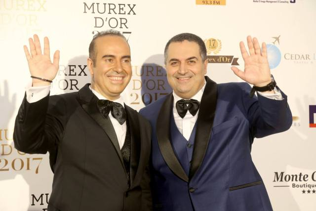 Zahi Helou et Fady Helou