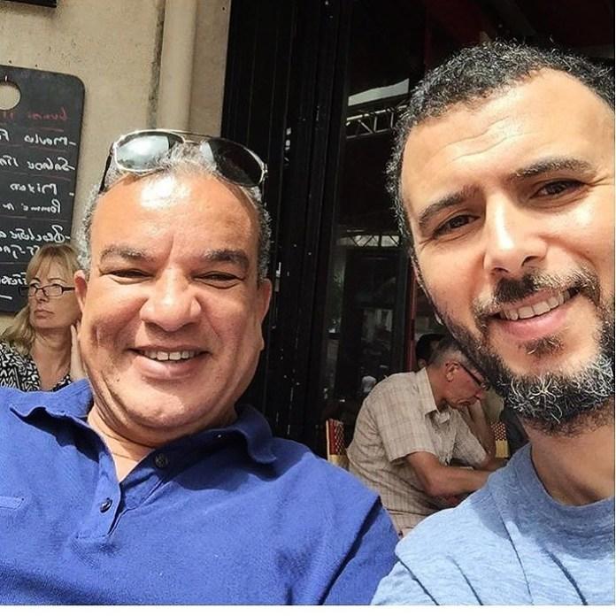 Stars tunisiennes - lotfi abdelli avec kamel touati