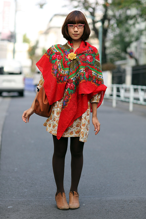 Street style pour femmes a Tokyo
