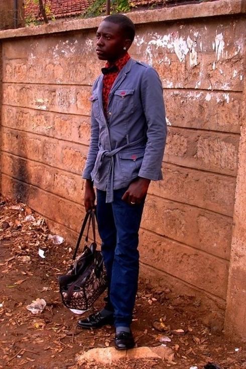 Tendance Street style pour hommes a Nairobi