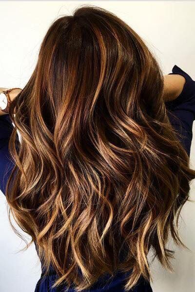 Nuance coloration Tiger Eye Hair Color tendance été 2017