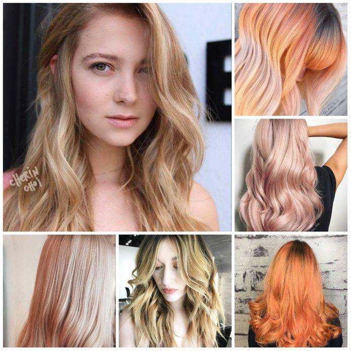 6 Idées coloration de cheveux à couper le souffle