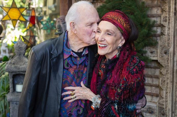 Le couple américain Barbara et Wayne Chapman s'aime comme au premier jour