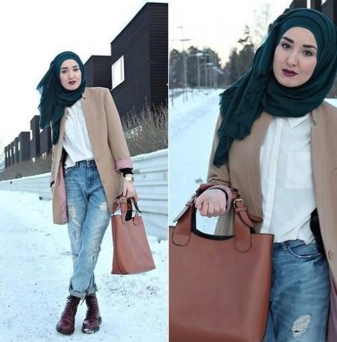 Hijab Style 2016 Look 4