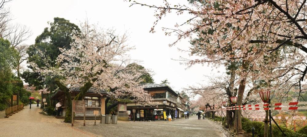 金澤市:日本三名園之一兼六園(Kenrokuen) 2013/04/12 (2/6)