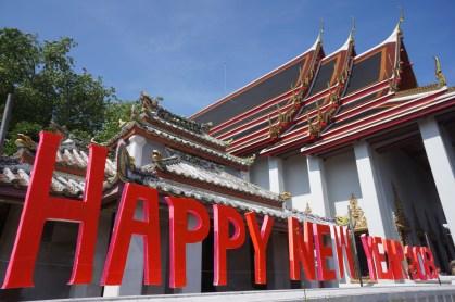 New Year 2013 Bangkok