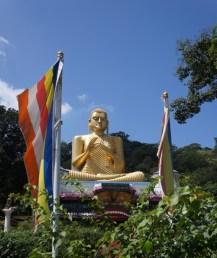 Dambulla, Golden Temple