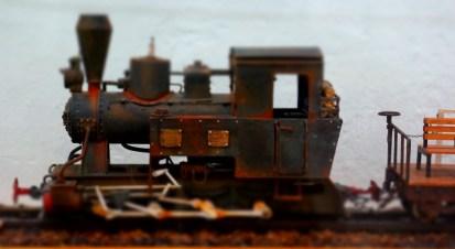 Minature train