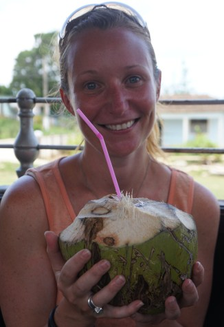 Hello coconut rum