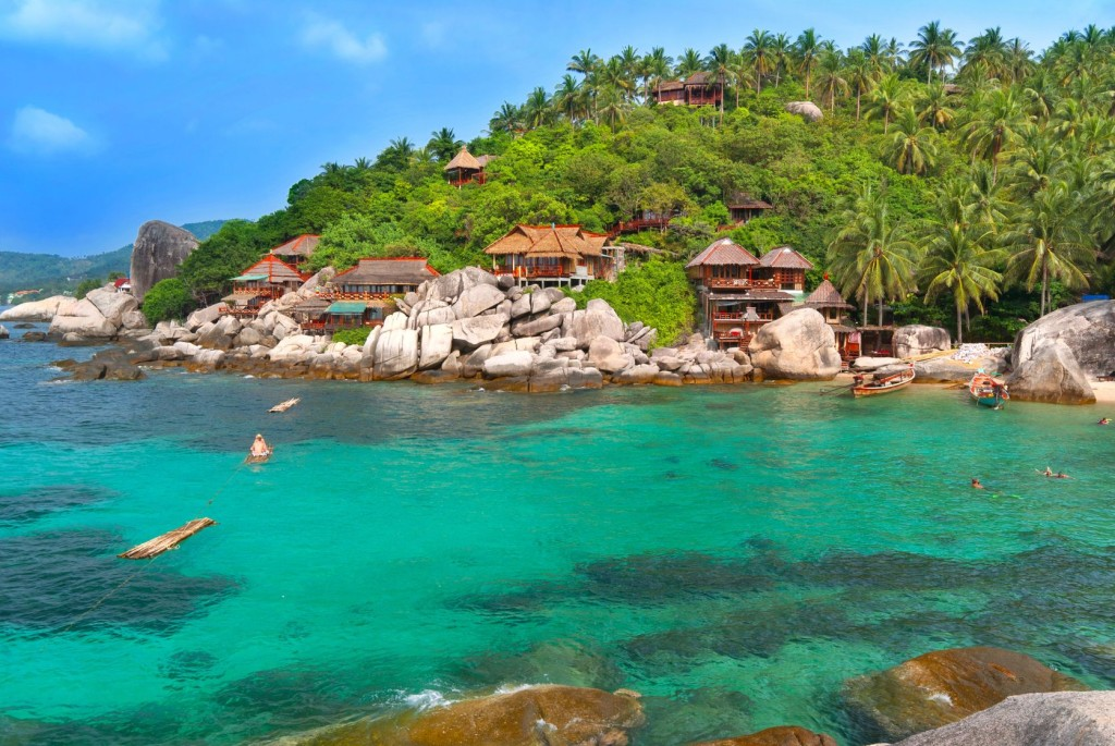 Backpacking Thailand Route  The best ways to explore