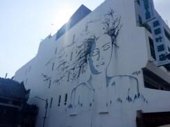 Artwork in Georgetown Penang