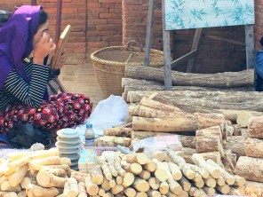Thanaka vendor