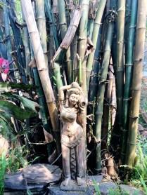 Statue in Luang Prabang