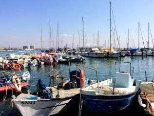 Port in Akko