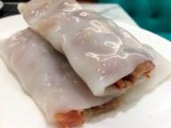 Pork in rice noodles