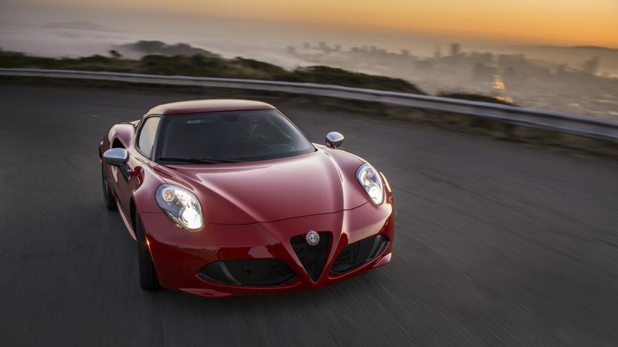 Alfa Romeo 4C poderá não ter sucessor