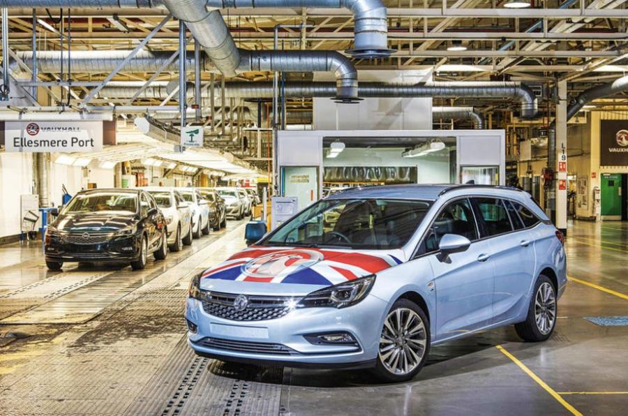 GM poderá deslocalizar fábrica do Reino Unido