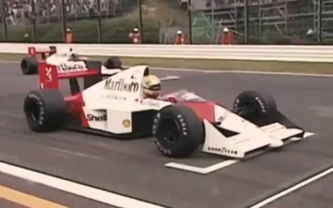 Algum fã da F1 do antigamente?