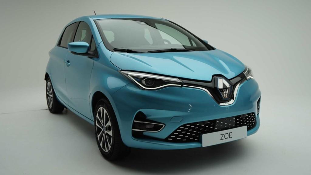 Novo Renault Zoe chega em novembro