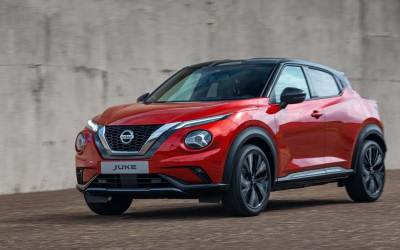 O novo Nissan Juke, irreverente e ousado