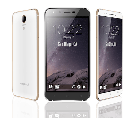 How to Flash Stock Rom on Verykool Spark LTE SL5011