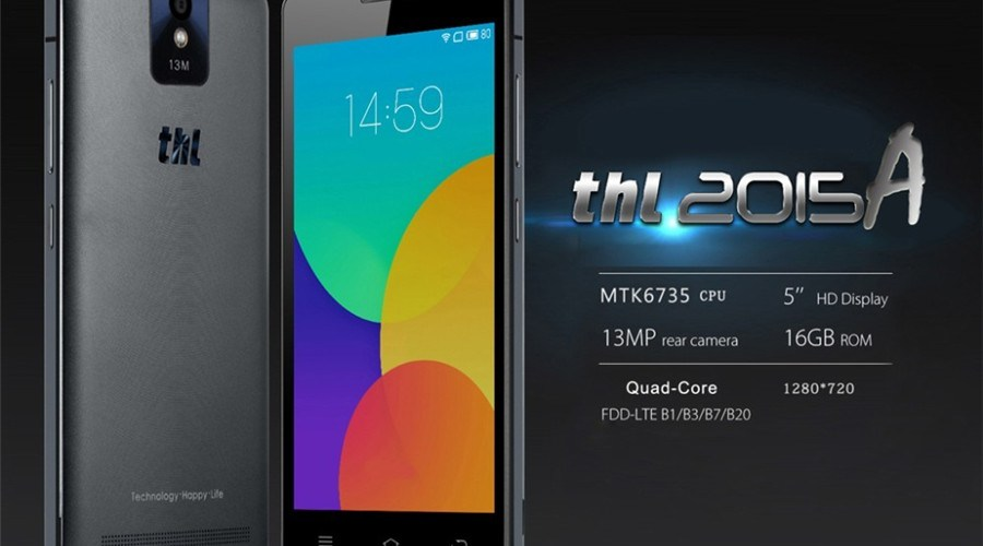 How to Flash Stock Rom on ThL 2015 167B