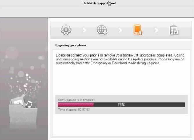 Steps to flash LG stock Firmware(All models)