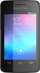 Прошивка телефона Алкатель One Touch 4007d