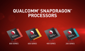 Uniqueness of Qualcomm Snapdragon 200,400,600 and 800 Processors