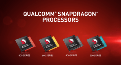 Qualcomm Snapdragon 200,400,600 and 800