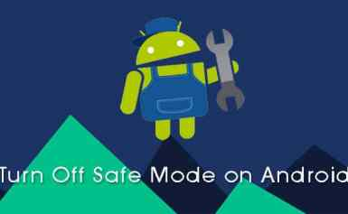 Fixed-Android stuck in safe mode