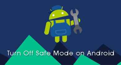 Android stuck in safe mode