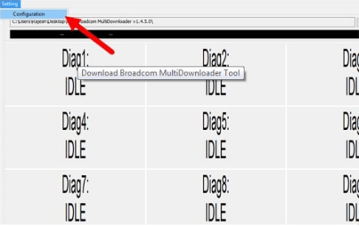 Broadcom Multidownloade