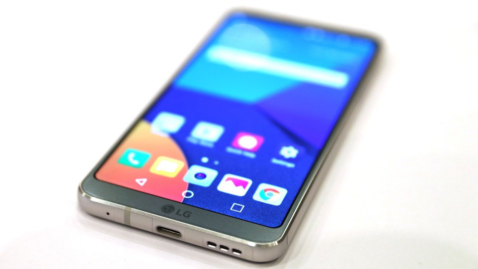 Steps to Download and Install Stock firmware on LG G6